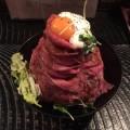 大ローストビーフ丼