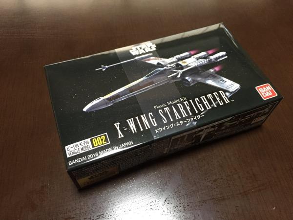ビークルモデル X-wing