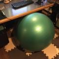 バランスボール椅子