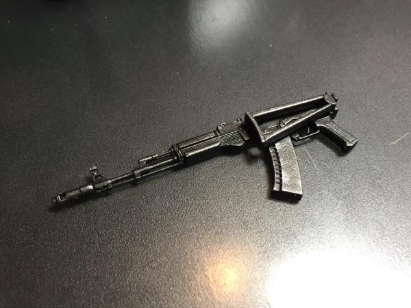 これなんて銃だろう?