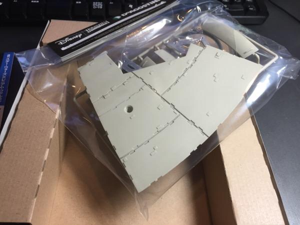 装甲プレート+外殻フレーム