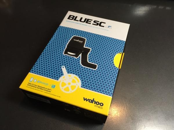Wahoo Fitness Blue SC+ スピード・ケイデンスセンサー (Bluetooth SMART/ANT+対応)