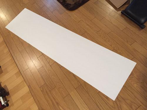 ホワイト板