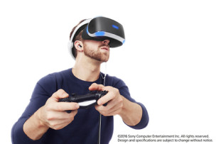 VR用コントローラー